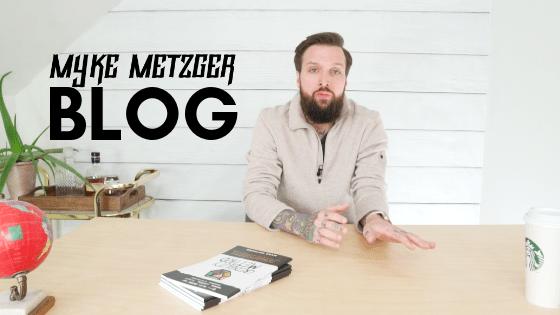 Myke Metzger's Blog