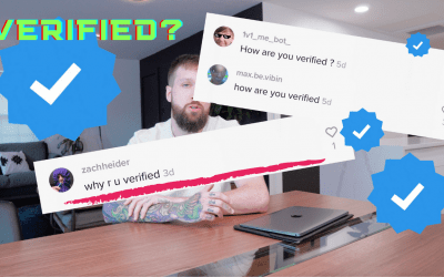 Here's How I Got Verified on Instagram and TikTok