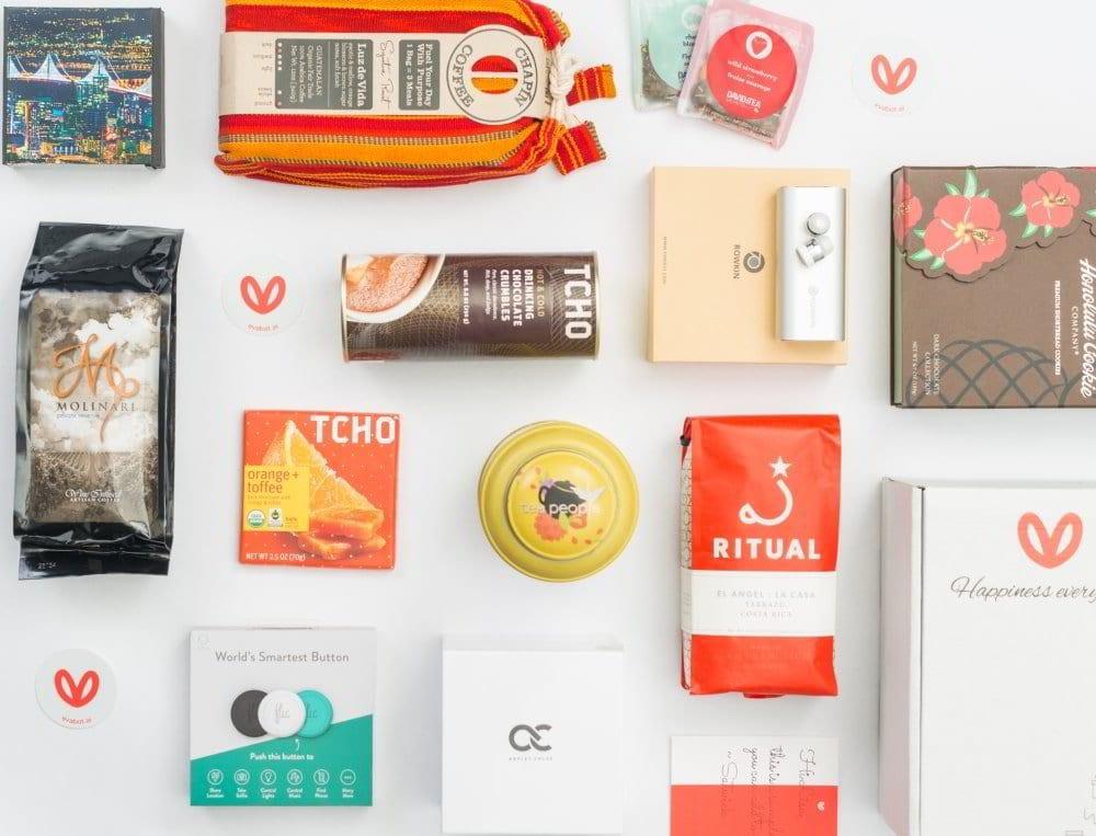 EvaBot Client Gift Options